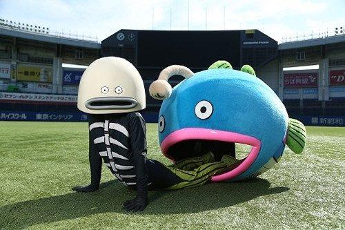 【ロッテ】「謎の魚」の口から突然…第3形態へ奇跡の変化も観客あぜん https://t.co/lUTtLyvAfw #野球 #スポーツ新聞