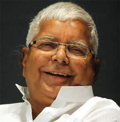 Happy birthday to you Mr Lalu Prasad Yadav Jee.