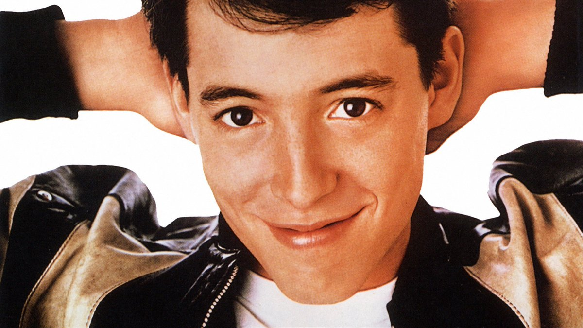 On this day 31 years ago #FerrisBueller hit the screens! #SaveFerris https://t.co/ryY0FU8CdF