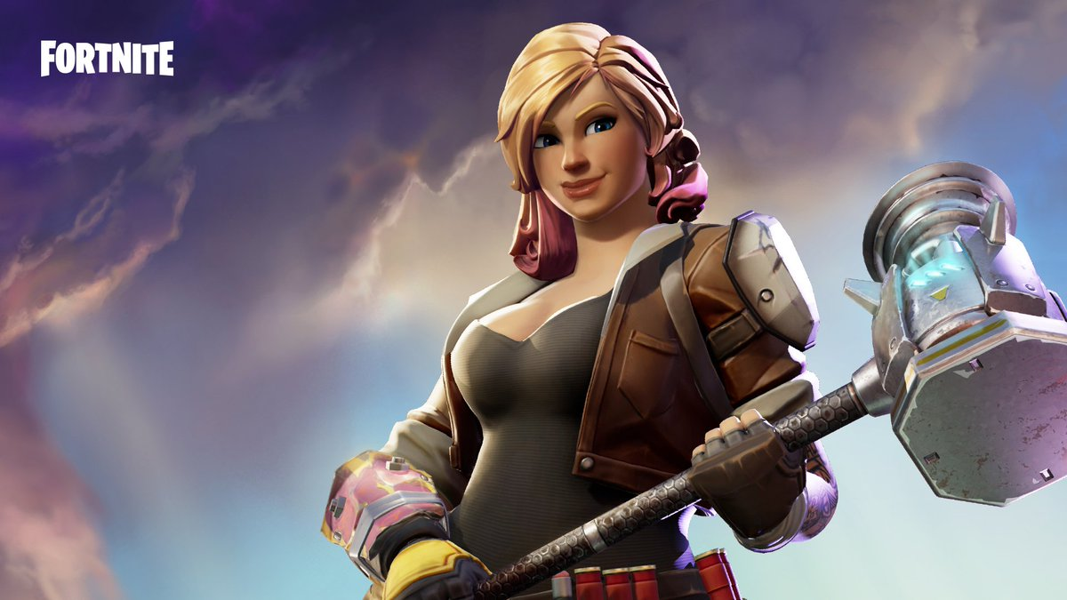 Fortnite on twitter craft an exceptionally good time - Fortnite save the world wallpaper ...