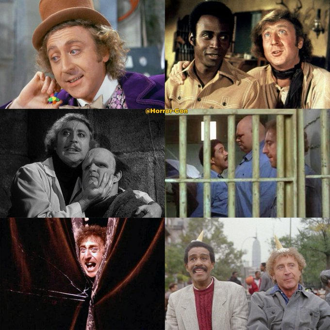 Happy Birthday to the late comedy legend. Mr. Gene Wilder!