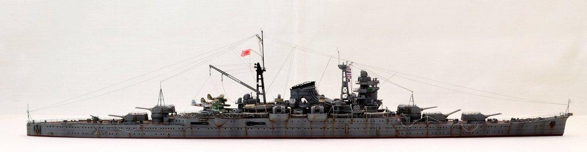 @carrier_akagi 『鈴谷』は『三隈』とは経路が違います。 『最上』『三隈』は同じ、『鈴谷』『熊野』が同じという風になっています。 御参考までに。 一枚目が『鈴谷』二枚目が『三隈』です。