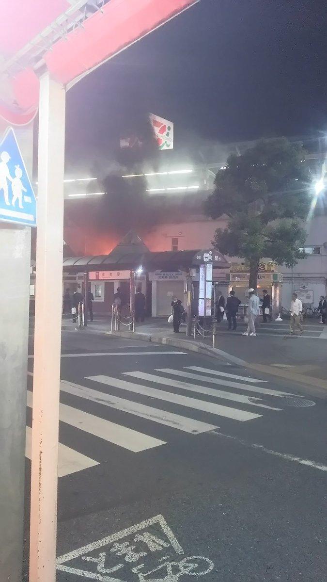 小岩駅ヤバい(-。-;) pic.twitter.com/uJtcr1mcPj