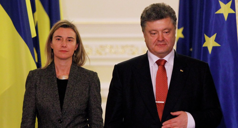 #Mogherini on #Ukraine's EU visa-free regime: 'We have kept our promise' https://t.co/fl0Op4rw3i
