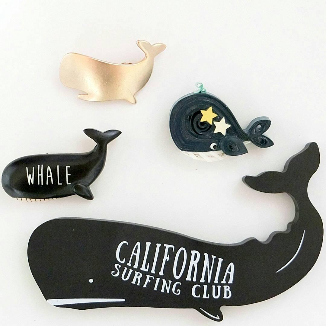test ツイッターメディア - あとインスタにもUPした 他の購入品のせっかくだからUPしちゃいます^^/ クジラのオーナメント( #キャンドゥ )と、 トマト缶&マスタードの保冷剤( #セリア )  …あ、うちのくじらのブローチもちゃっかりいます(笑) https://t.co/izzv1HJcJQ