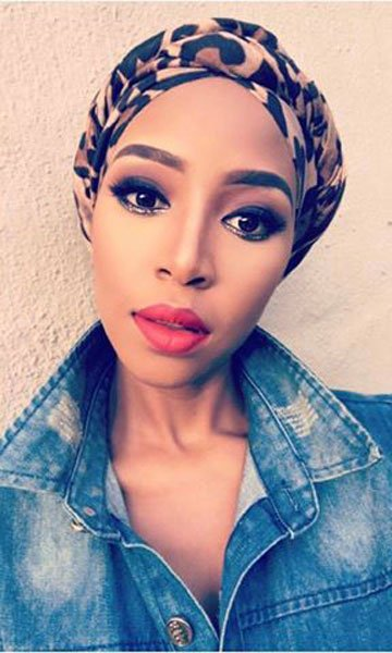 Duchess Blue Mbombo's Winter Tips