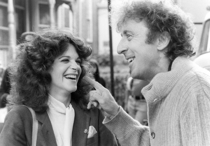 Happy birthday (RIP) to a brilliant actor, writer and director, two-time Oscar-nominee Gene Wilder!