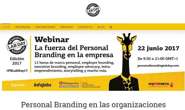 Personal Branding Lab Day 22 de junio #PBLabDay17 Vía @pblabday @Infojobs y @Soymimarca https://t.co/czjqPhNm8p by @sergioibanez Gracias!!! https://t.co/dna1hydtq6