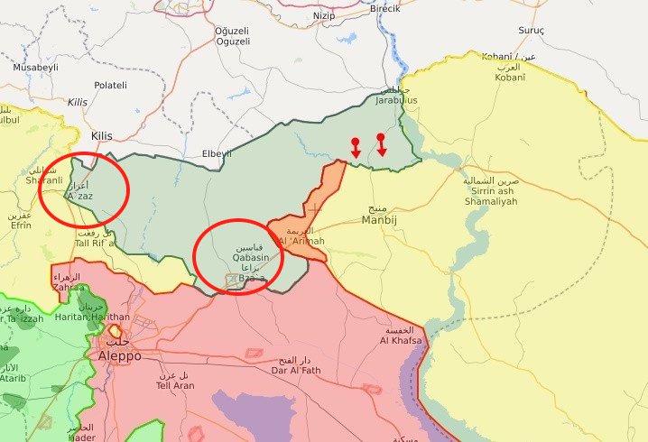 Syrian War: News #13 - Page 23 DCCwTxzXoAAWDyK