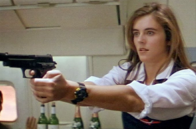 Better late than never. Happy Birthday to the ageless beauty who stole my heart in Elizabeth Hurley.