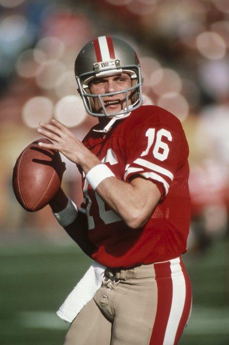 Happy birthday to 4-time Super Bowl champion Joe Montana!