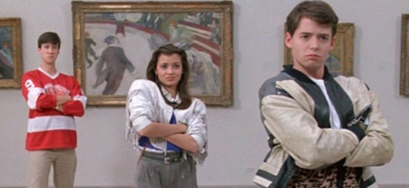June 11, 1986, Ferris Bueller's Day Off was released in theaters. #80s https://t.co/mlWYXu8NQ9
