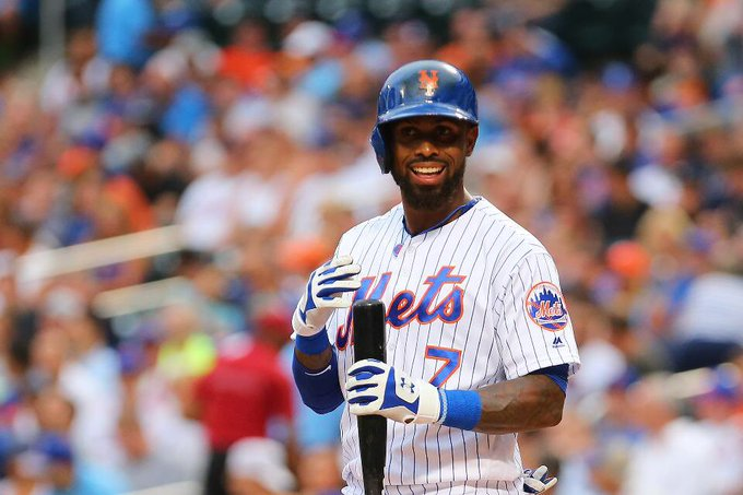 Happy Birthday, Jose Reyes! The infielder turns 34 today.