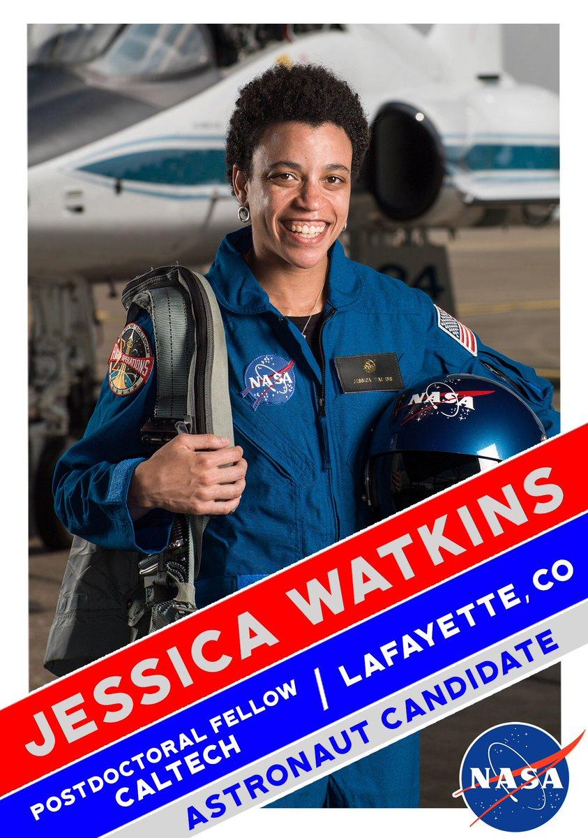Meet Jessica Watkins, The Only Black Woman In NASA's Newest Astronaut Class