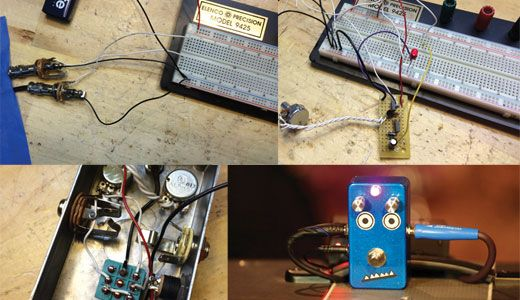 Build Your Own Stompbox!