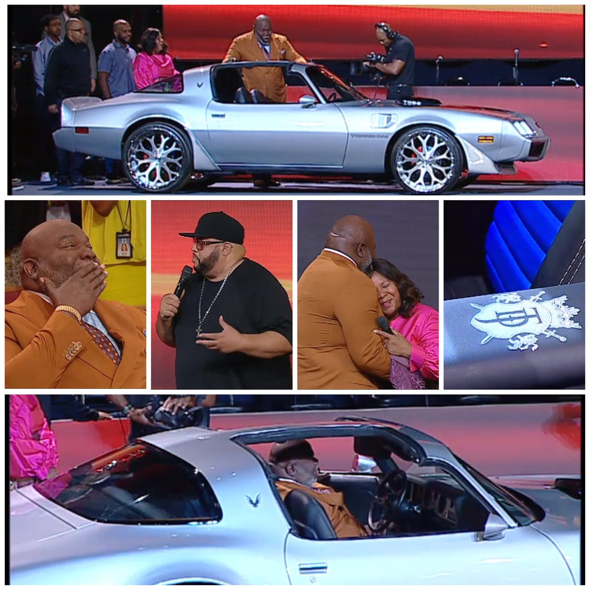 TD Jakes On Twitter This Car Was Rebuilt For You With LOVE Just