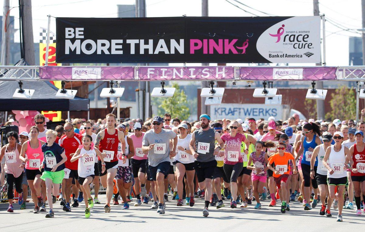 Breast Cancer, Race for the Cure
