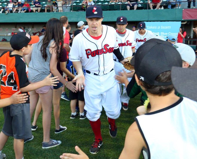 Help us give the Brock Star some high fives on his birthday... Happy bday to Brock Holt!