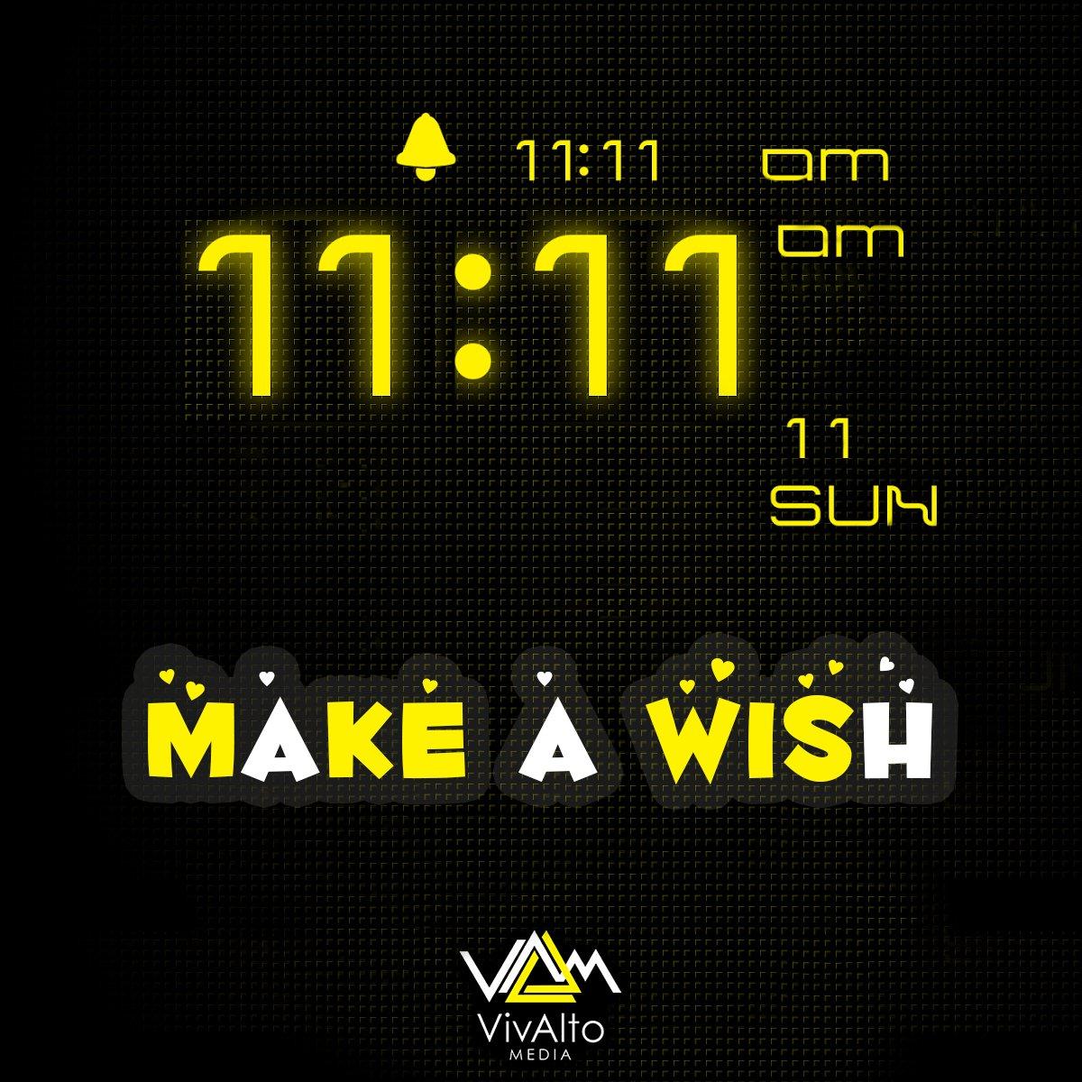 Make a wish, take a chance, make a change #wish #luck #TeamVivAlto #sunday #VivAltoMediapic.twitter.com/qU9A50GEXA