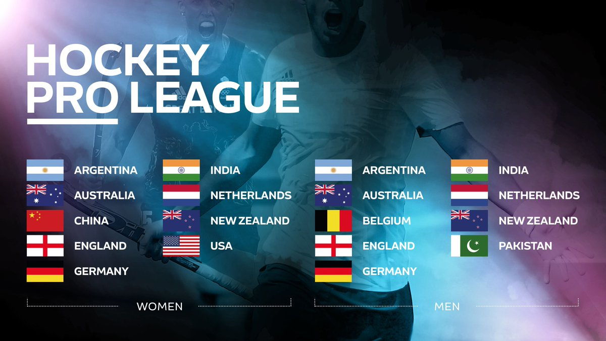 International Hockey Federation On Twitter Meet The Teams In The