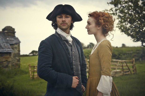 Image result for Poldark is back and we're live blogging the whole darn thing as episode 1 of season 3 begins