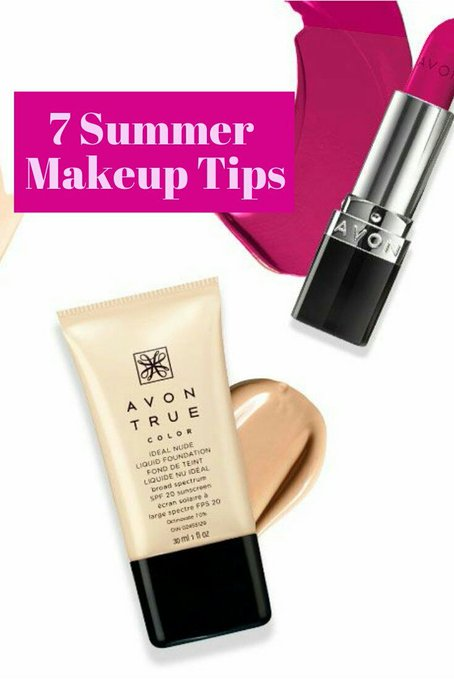 Summer Makeup Tips for Your Beauty Routine