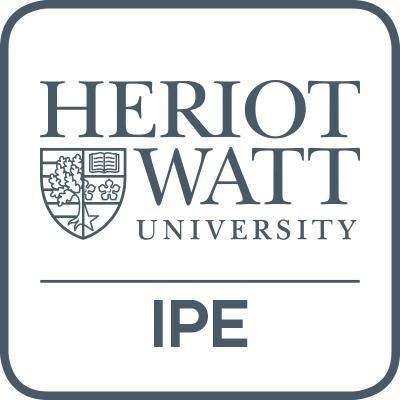 Heriot Watt Ipe On Twitter We Wish Our Colleagues Successful Talks