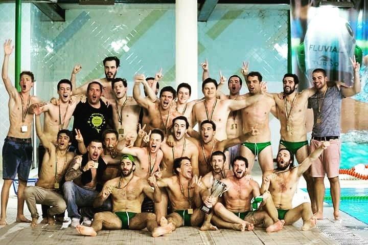 Resultado de imagen de campeones fluvial joan albella