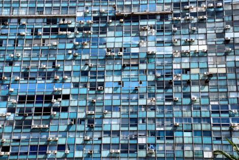 Estate rovente negli appartamenti in Italia