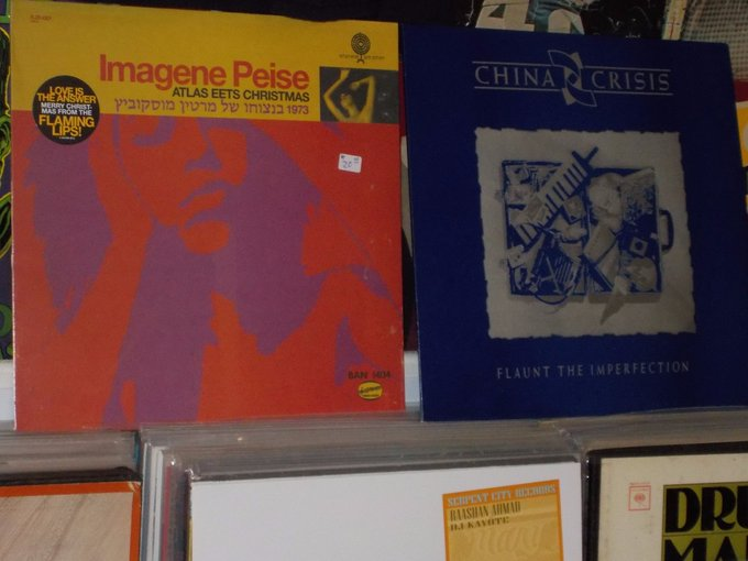 Happy Birthday to Steven Drozd of Flaming Lips & the late Kevin Wilkinson of China Crisis