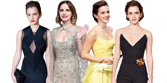 Every Look from Emma Watson's 'Beauty and the Beast' Press Tour
