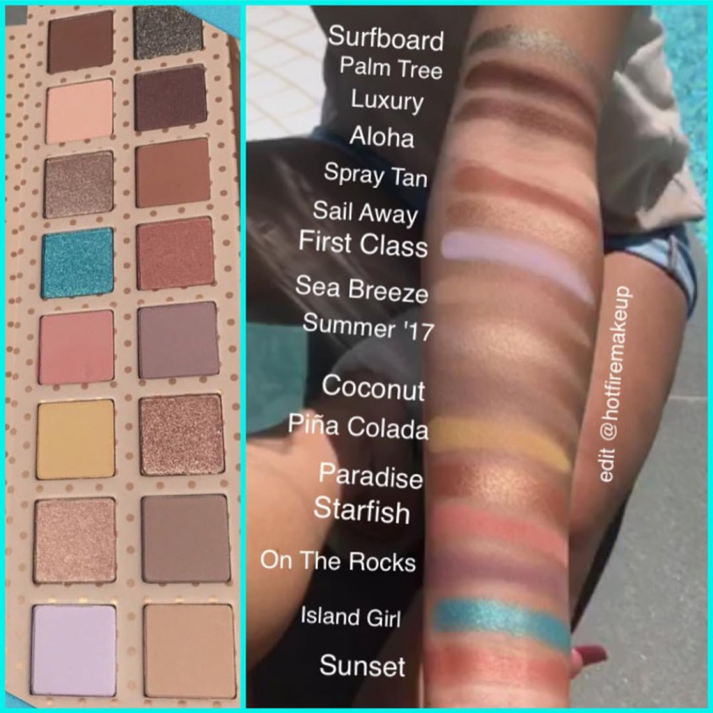 Kyshadow - Take Me On Vacation Palette by Kylie Cosmetics #6