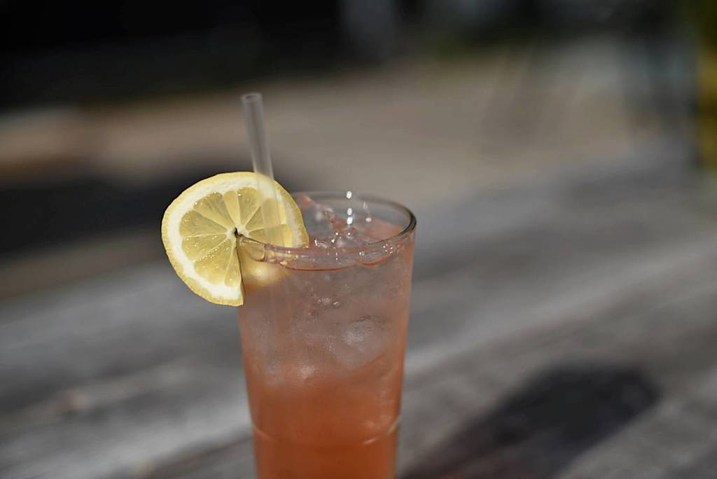 Enjoy some of our delicious infused cocktails on the patio during our POOL PARTY at 4pm! #haps <br>http://pic.twitter.com/oV2fqRq0sC
