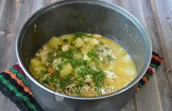 Рецепт картошка с мясом в глиняном горшочке