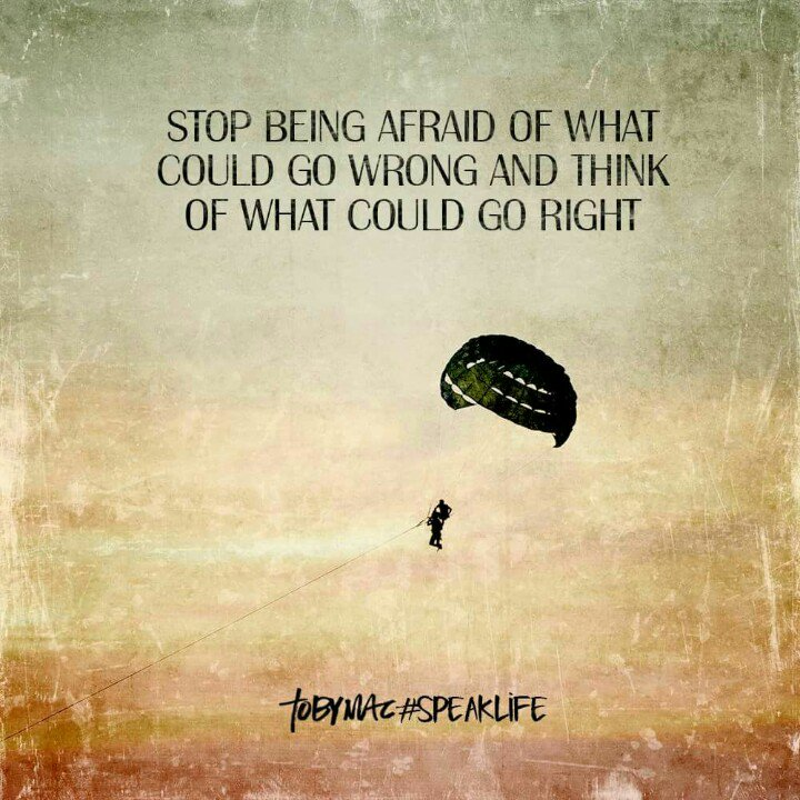 &quot;Think of what could go right.&quot; #ThinkBIGSundayWithMarsha #goalsonsunday <br>http://pic.twitter.com/cWSCrAhJgF