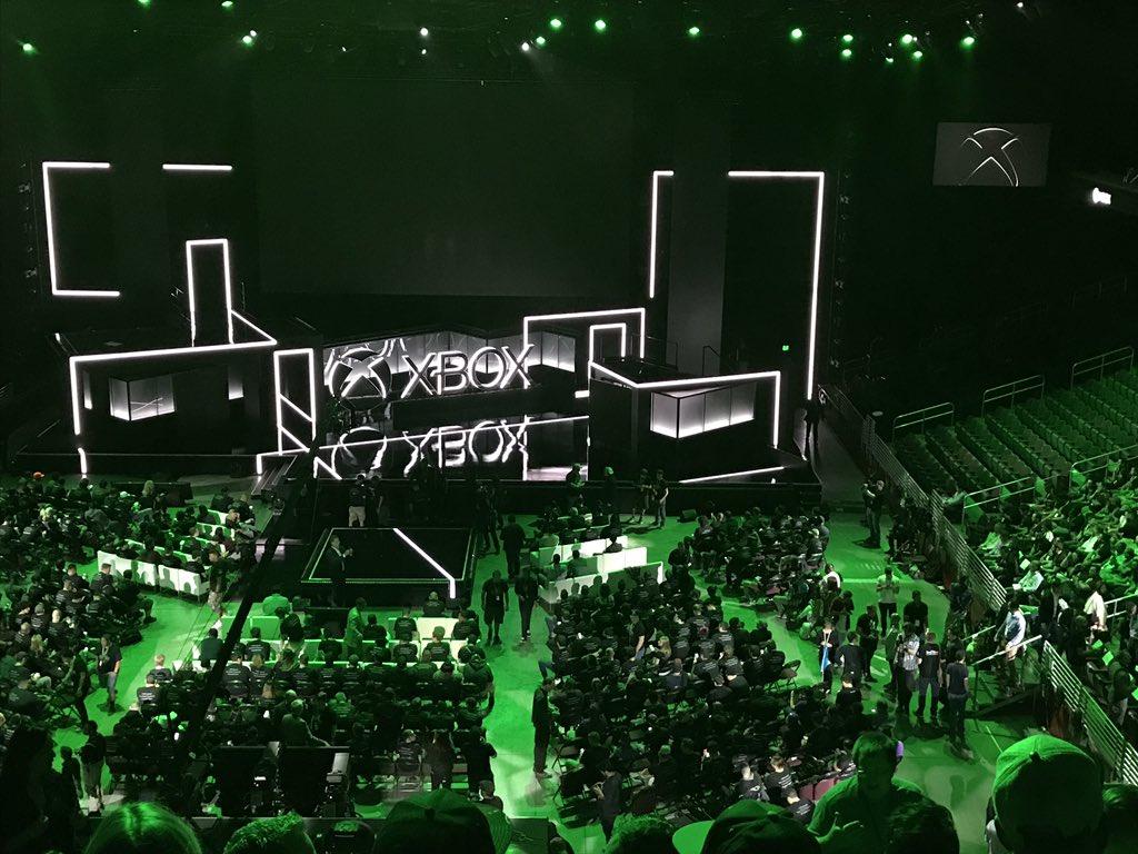 Soon... #XboxE3 https://t.co/e15XptOzDc
