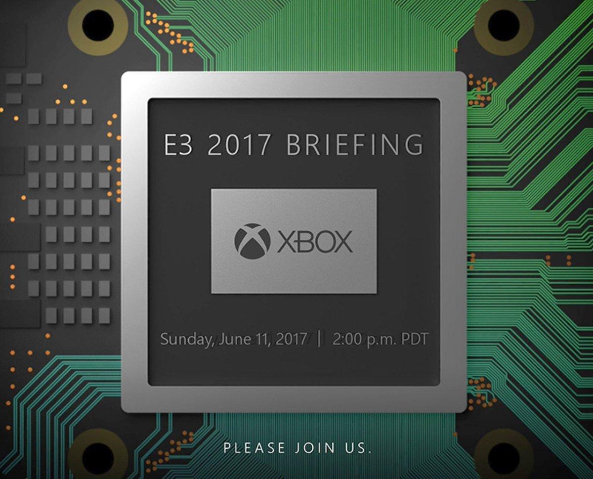 Watch Microsoft E3 2017 Press Conference Live