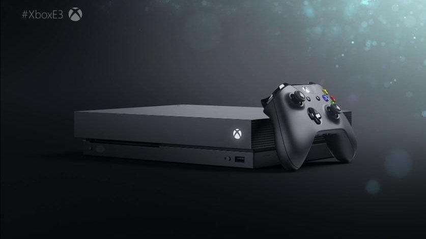 Microsoft says its Xbox One X is the smallest Xbox to date (side note: Xbox consoles have typically been LARGE). https://t.co/0HA7SoVVd5