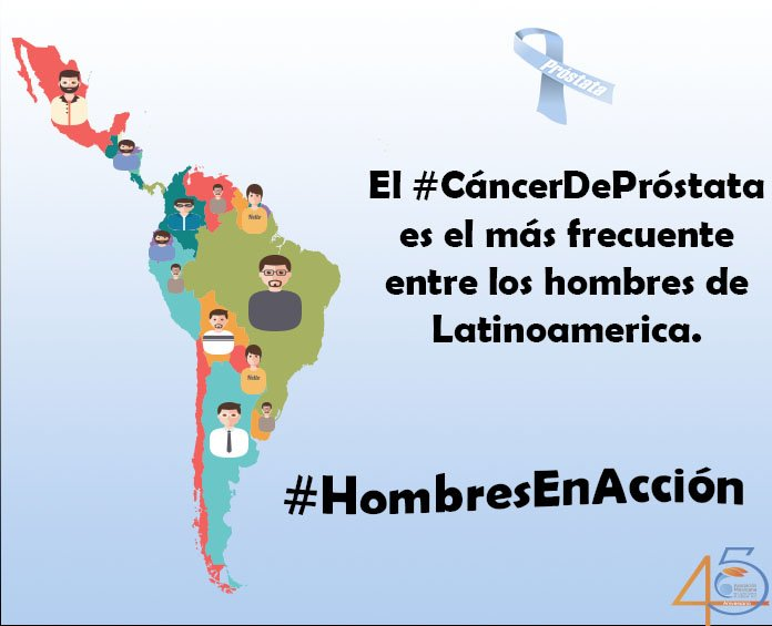 Chécate ... #DiaMundialDelCáncerDeProstata  #HombresEnAcción https://t.co/SpoQinxKJc