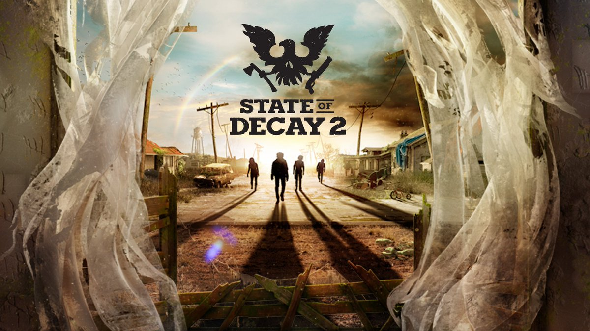 How will you survive? Watch the trailer for #StateofDecay2 [RP] at https://t.co/fMDO0QN19B. #XboxOneX