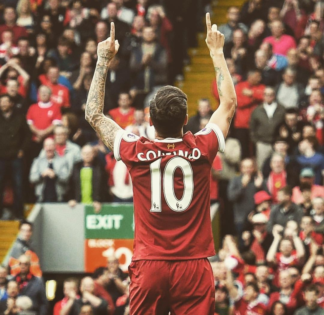 Happy Birthday Philippe Coutinho the magician.