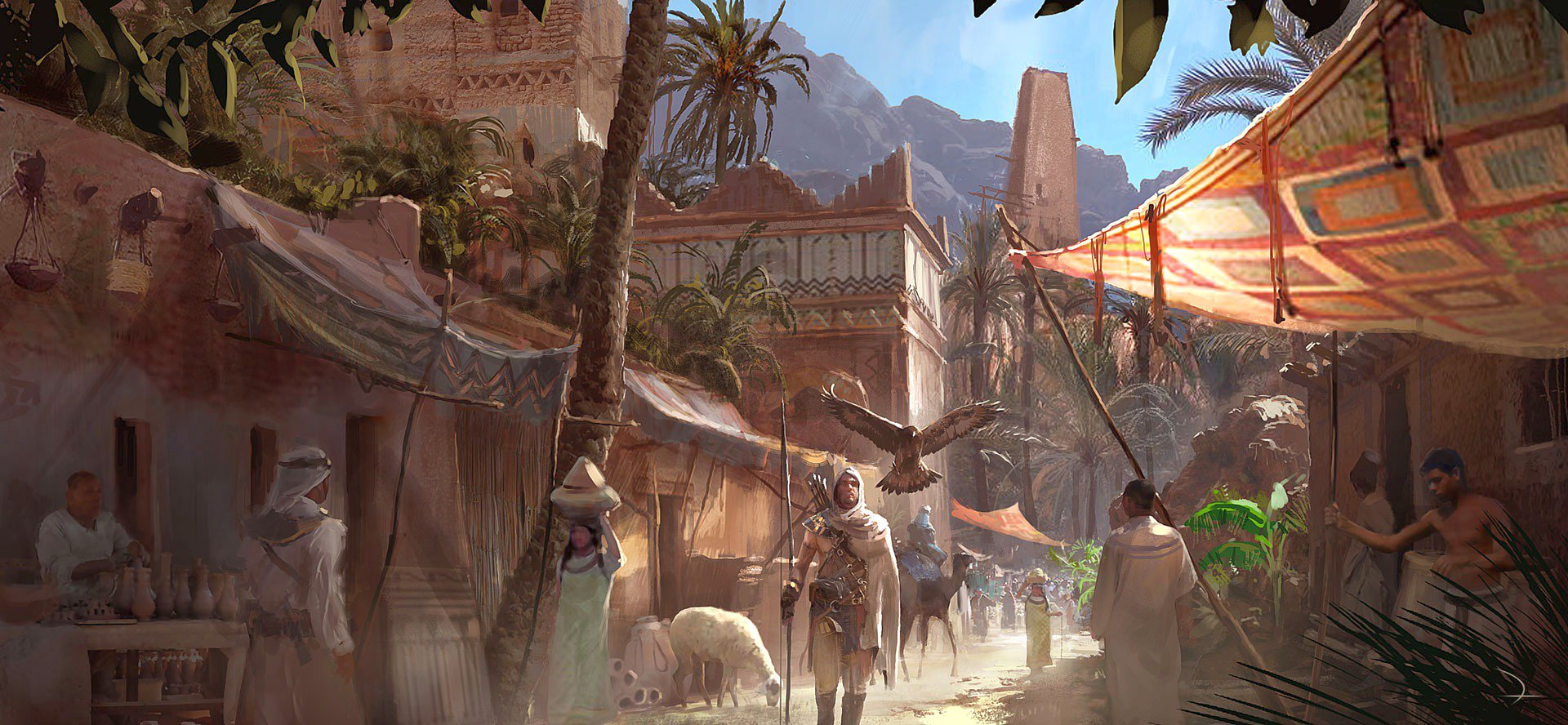 Assassin's Creed Origins Announced