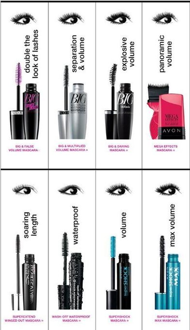 Check out the latest from Avon on my eStore