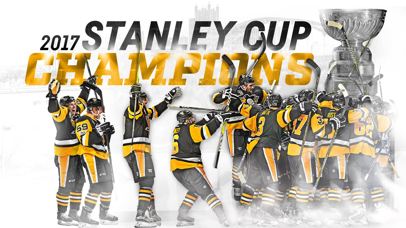 We're going dancing with Lord Stanley! Your Pittsburgh Penguins are the 2017 Stanley Cup Champions. https://t.co/CXNamxnPk0