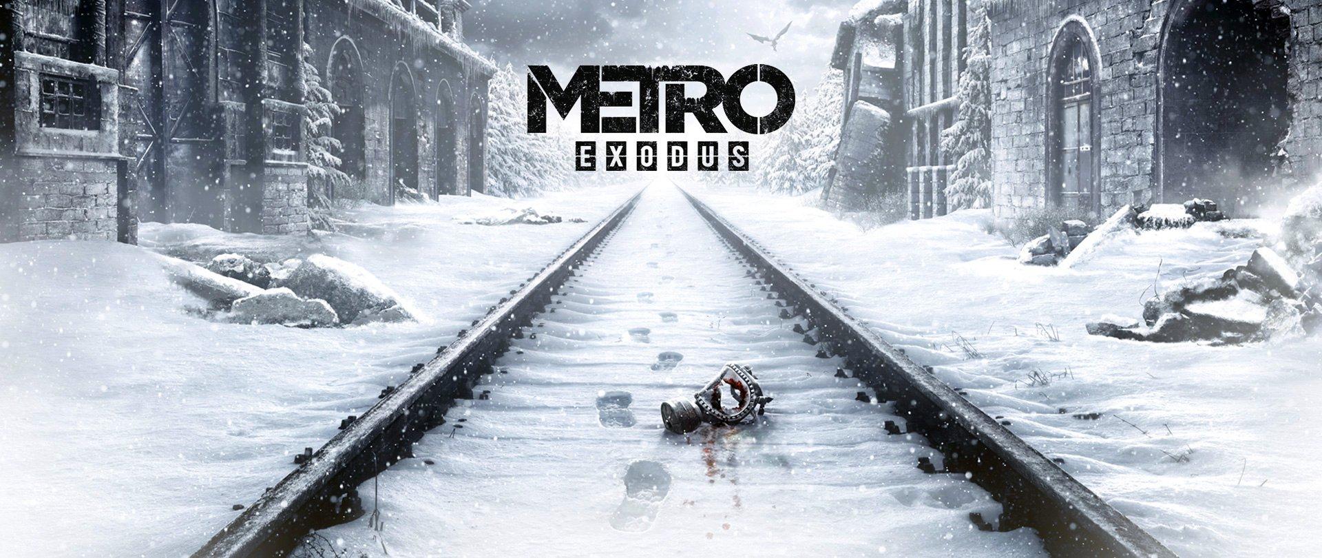 E3 2017: Metro Exodus Announced, Gameplay Trailer
