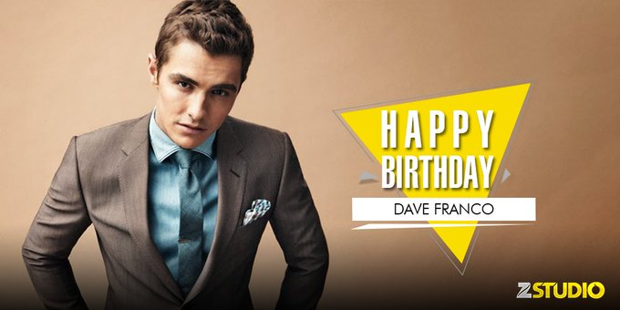 Happy birthday to the cards expert, Dave Franco! Send in your wishes.