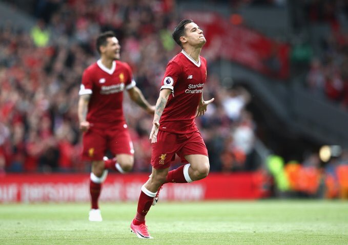 Happy 25th Birthday to Philippe Coutinho