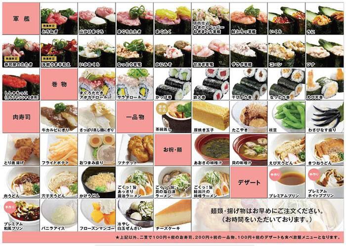 衝撃の食べ放題企画wwかっぱ寿司が大食いな人のためにお寿司の食べ放題を企画ww