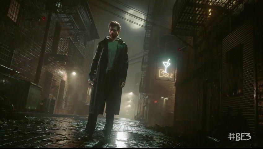 『THE EVIL WITHIN 2』(サイコブレイク2)発表。海外発売日は2017年10月13日(金曜日)。映像にはセバスチャンが登場。最後にちらっと出てきたのは…? #BE3