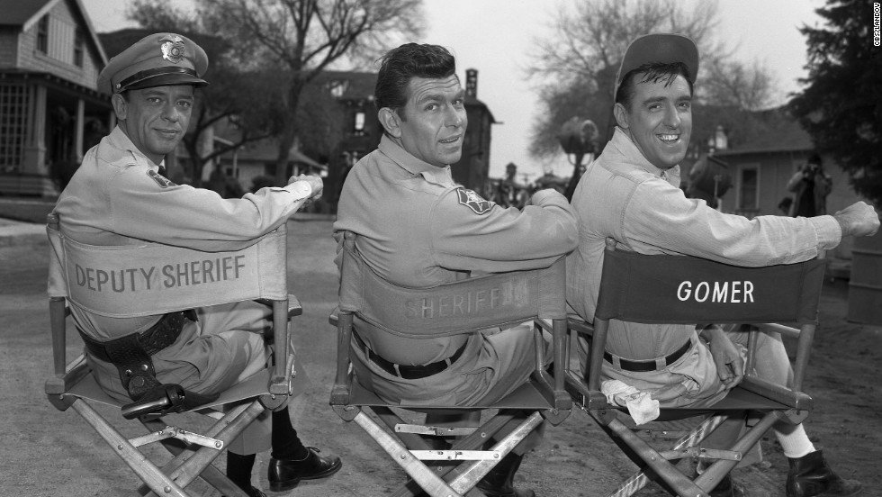 Happy Birthday to Jim Nabors(far right), who turns 87 today!